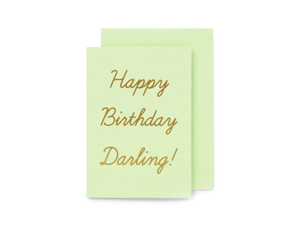 Happy Birthday Darling!
