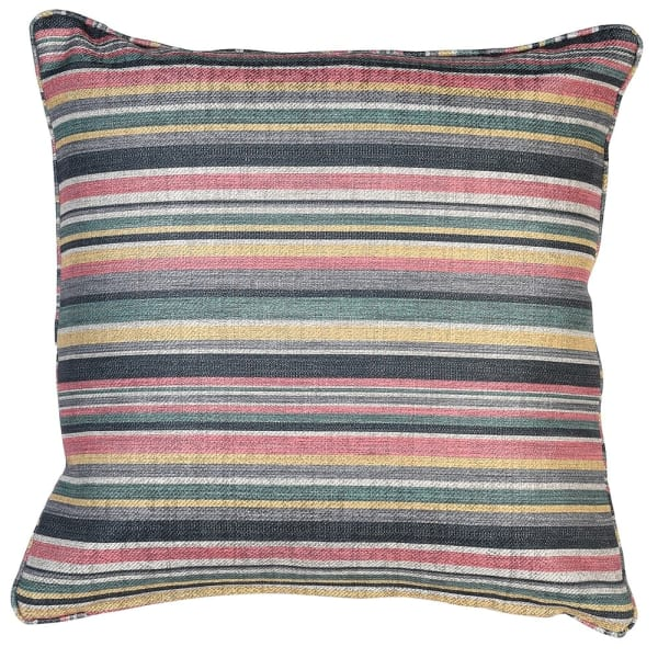 Muted Aztec Sunburst Cushion 45 x 45