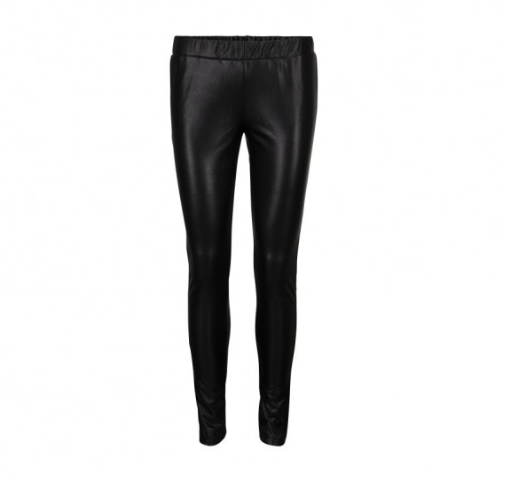 Most Comfortable Ever-Pleather Trousers: SOFIE SCHNOOR (+panel trousers listing)