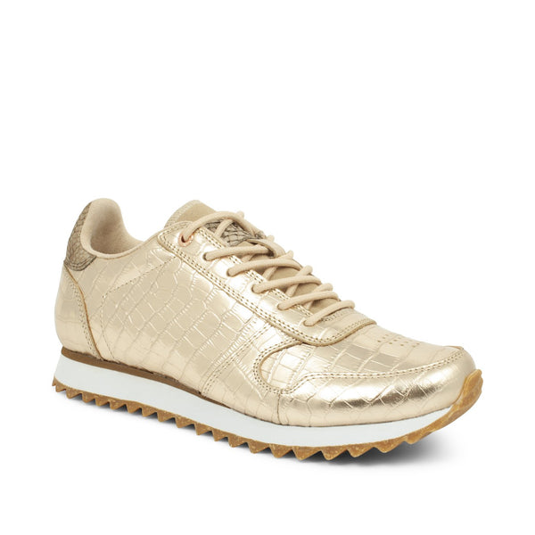 Woden Champagne Trainers