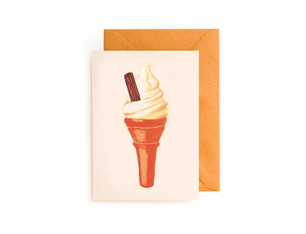 Scratch and Sniff: Ice Cream Cone