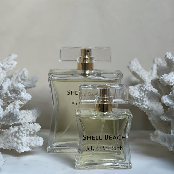 JULY OF ST BARTH - French Bottle Perfume