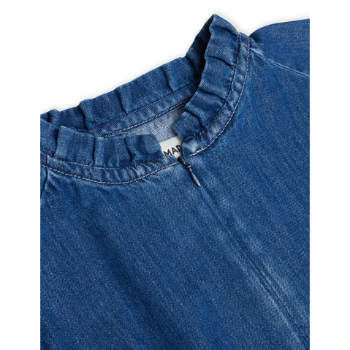 Mads Norgaard Dupina Denim Dress