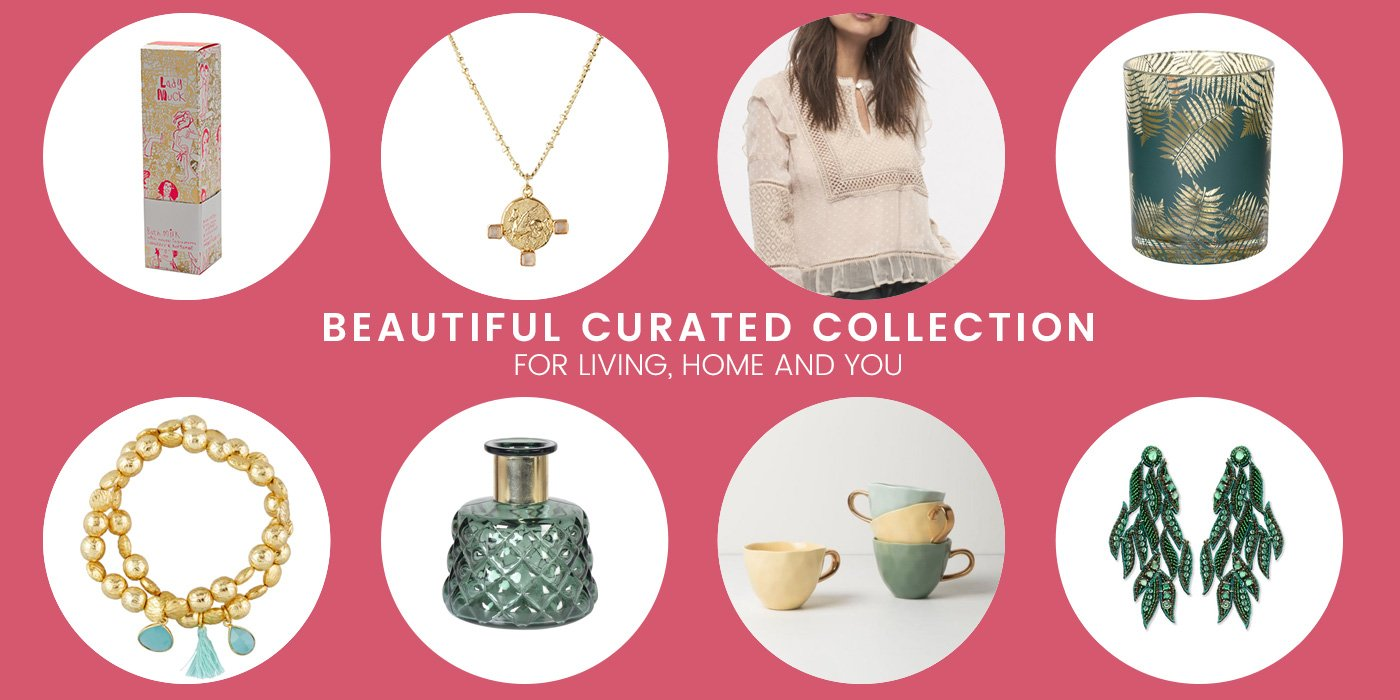 Beautiful collated collection