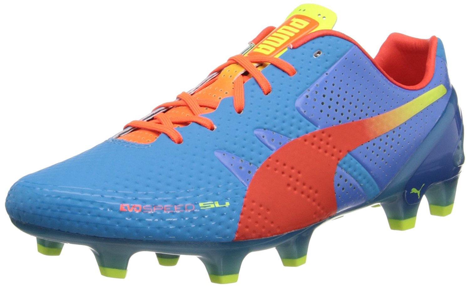 PUMA Uomo Uomo PUMA Evospeed 1.2 SL Firm Ground Soccer scarpe c67b57