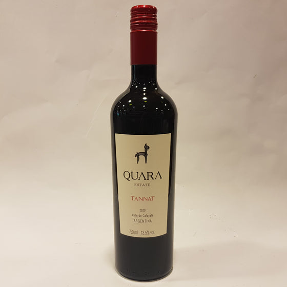 Quara Estate Tannat  2019
