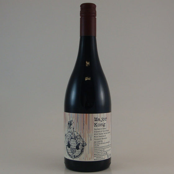 Major Kong Syrah, Payten & Jones  2018