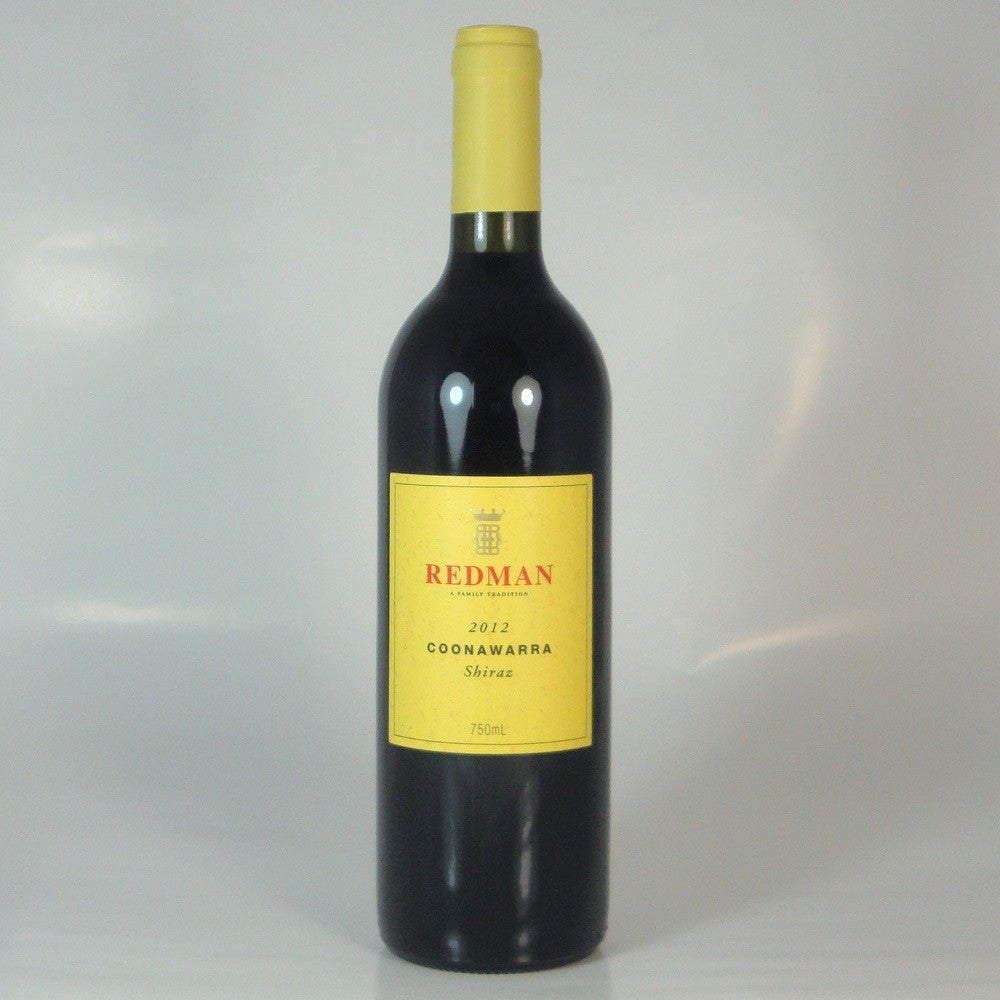 Shiraz, Redman Wines  2013