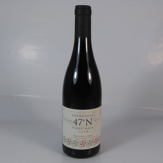 47N, Pinot Noir, Pascal Marchand  2018