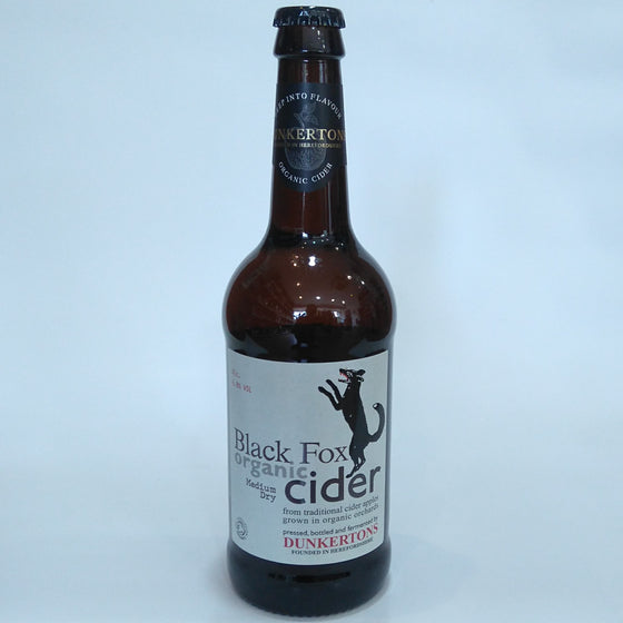 Black Fox Cider   7.0%
