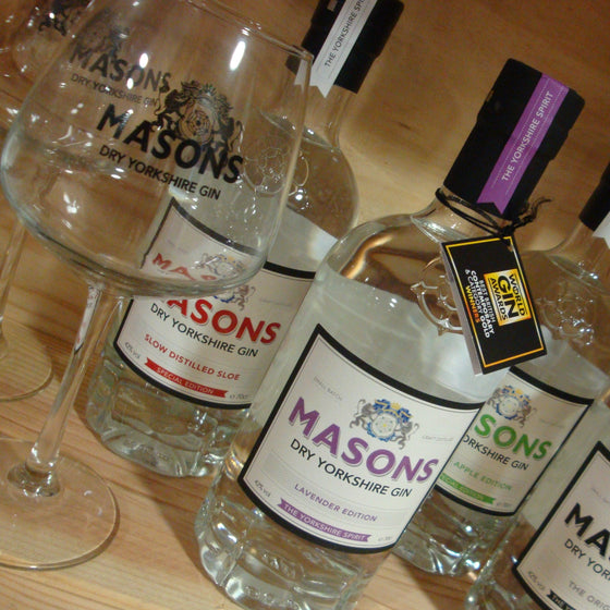 An Evening with Masons Gin 2019