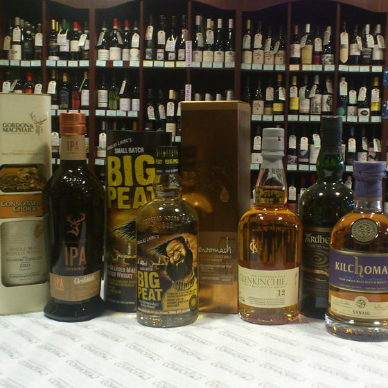 Burns Night Whisky Tasting 2019