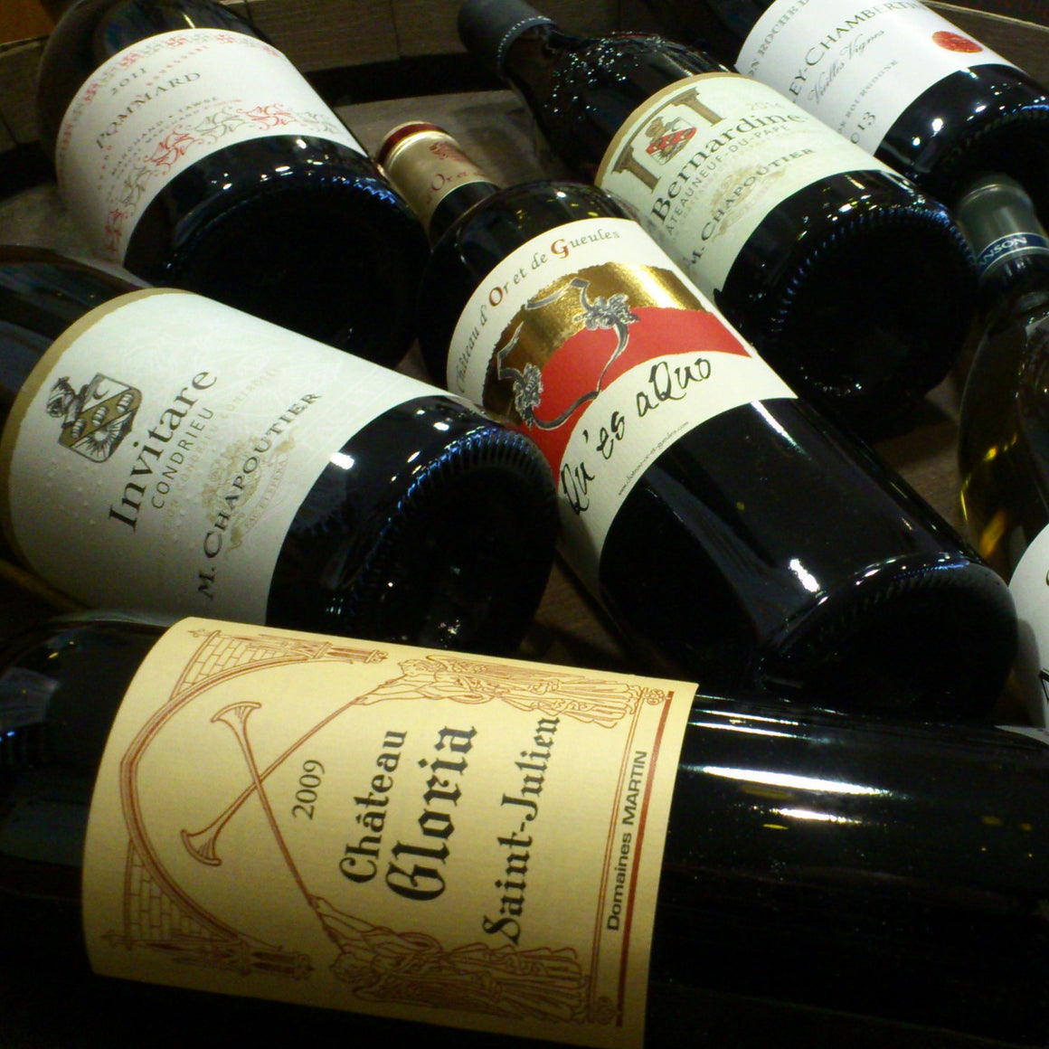 French Fine Wines