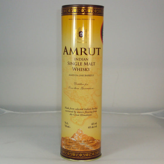Amrut Single Malt Whisky, India