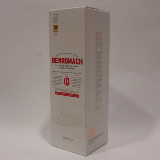 Benromach 10 year old 43%
