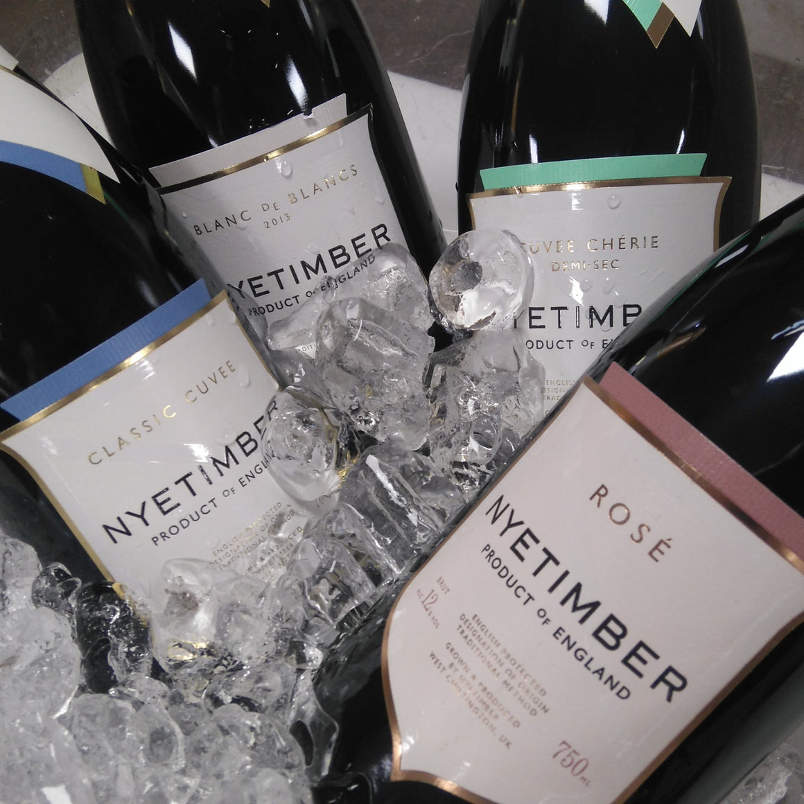 Nyetimber, Fish & Chips 2020