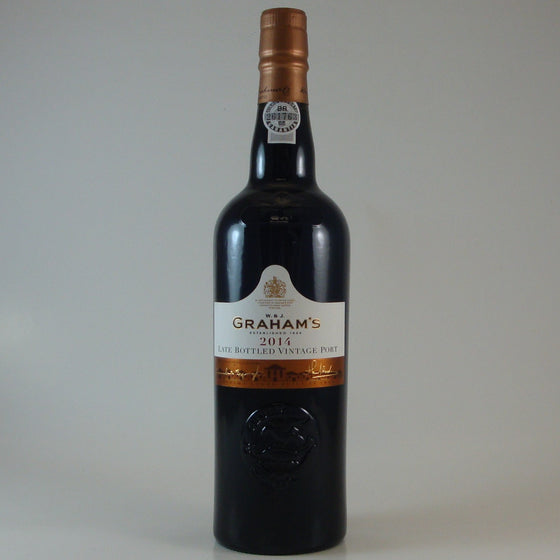 Grahams LBV Port  2015