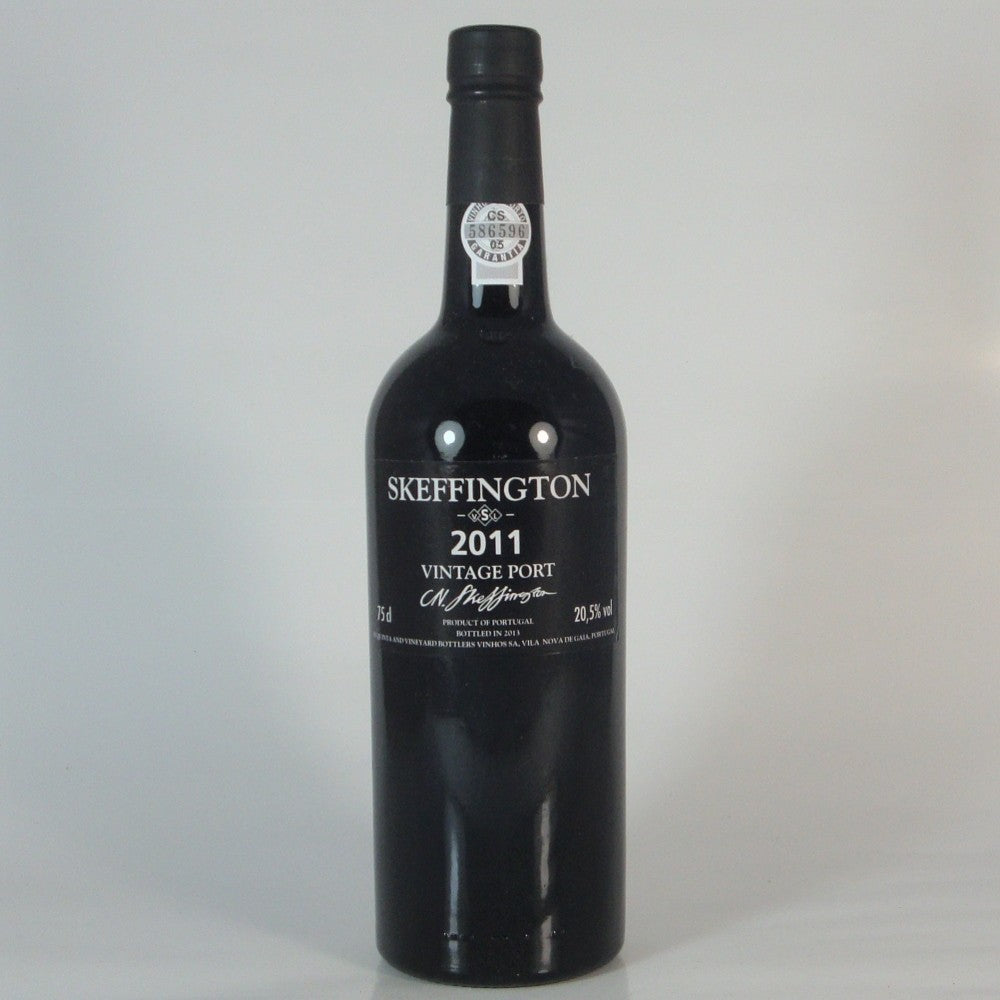 Skeffington Vintage Port  2011