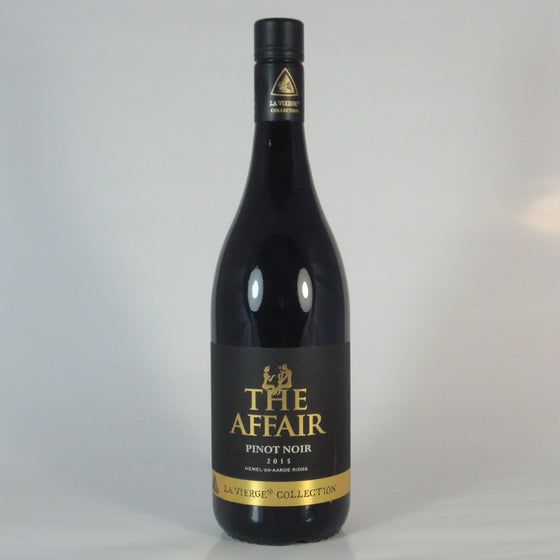 The Affair Pinot Noir, La Vierge  2017