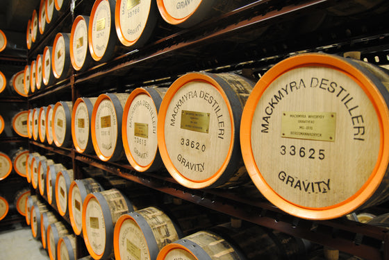 Wednesday Wine Club: An Evening with Mackmyra Whisky