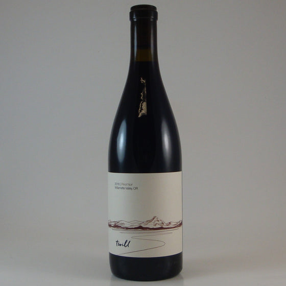 Twill Cellars Willamette Pinot Noir  2016