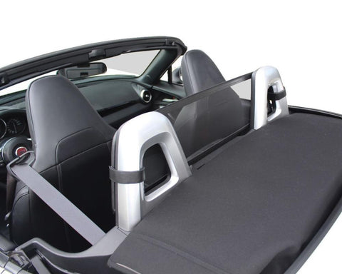 2017on 124 Spider Black Wind Deflector-2017 FIAT Spider-[Auto Ricambi]-[FIAT 124 Spider]-[FIAT_Spider_Parts]