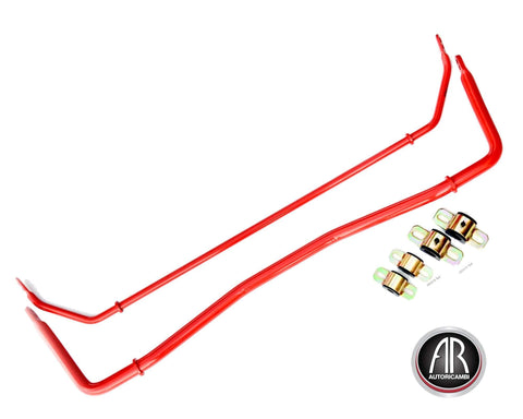 2017-on  124 Spider Eibach Front & Rear Swaybar Set - FIAT Spider