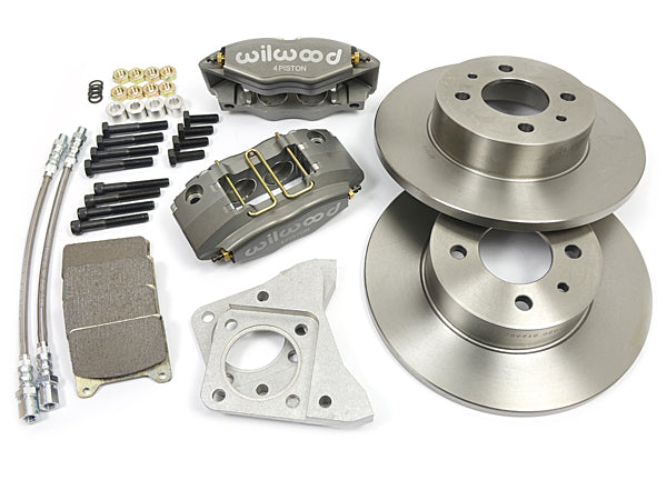 Big Brake Kit with Wilwood Calipers and 10