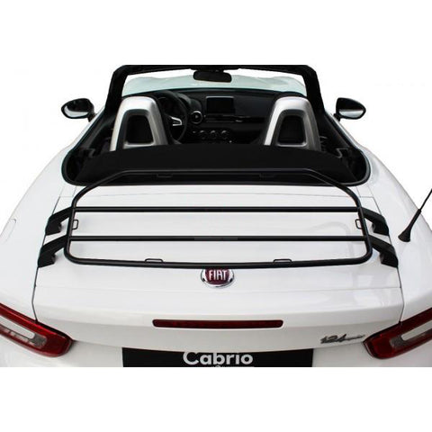 Black 2017on 124 Spider Luggage Rack