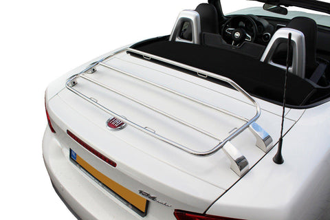 Stainless Steel 2017on 124 Spider Luggage Rack