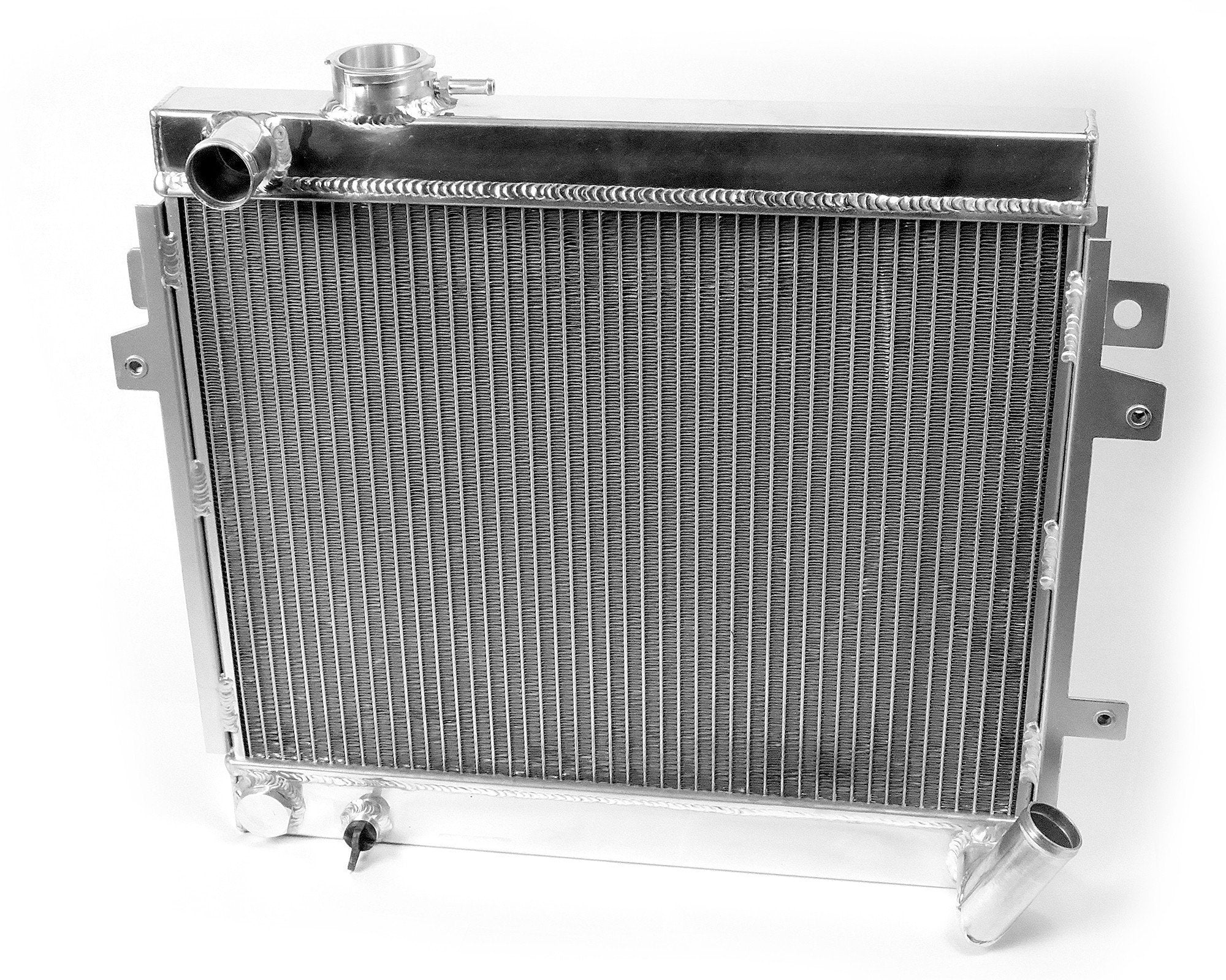 part for fiat ducato visual radiator