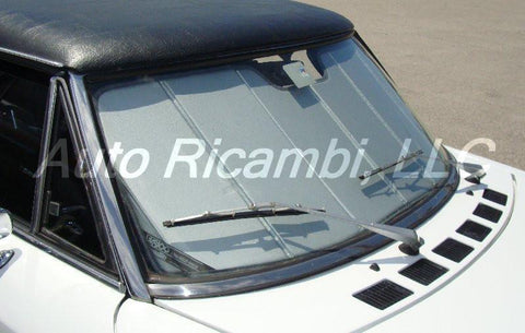 Custom Fit Windshield Shade-1966-85 Classic Spider-[Auto Ricambi]-[FIAT 124 Spider]-[FIAT_Spider_Parts]