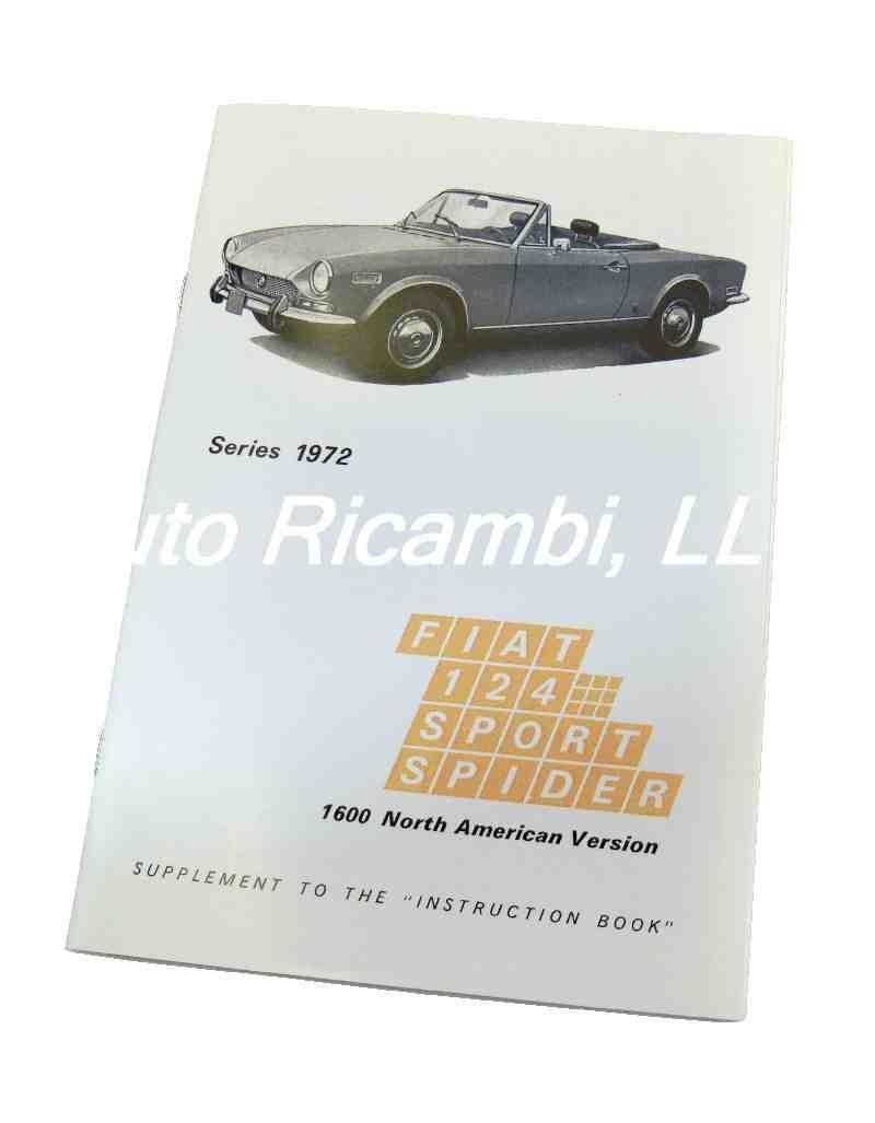 Sophisticated 1976 Fiat Spider Wiring Diagram Images - Best Image ...