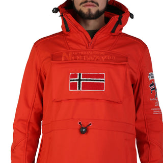 Target/_Man Geographical Norway