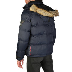 Geographical Norway - Bonap_man