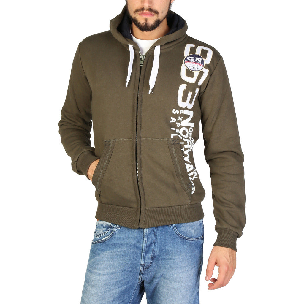 Geographical Norway - Gandinsky_man