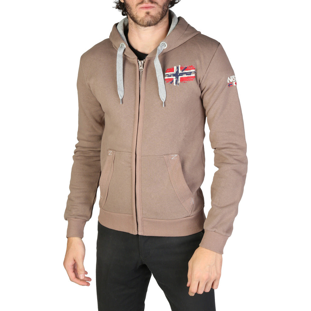 Geographical Norway - Glacier_man