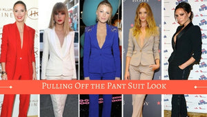 How to Rock Pantsuit