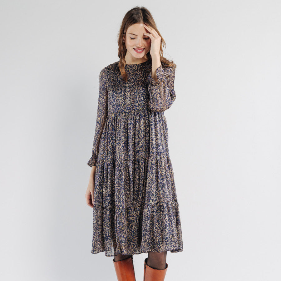 Mathilde Dress - LittleCuteCorner.