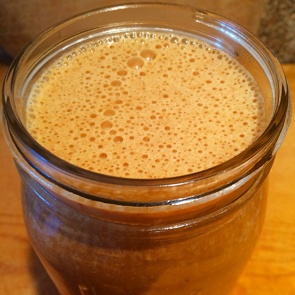 Carrob Carrot Cream Smoothie