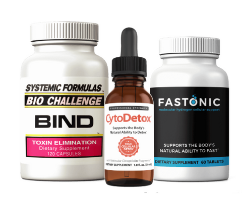 fasting supplement product