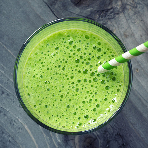 Vanilla Green Tea Smoothie Recipe
