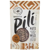 Sprouted Pili Nuts - Raw Cacao - 1.85oz bag