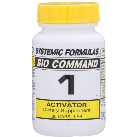 Systemic Formulas: #1 - ACTIVATOR