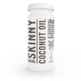 Skinny Coconut Oil - 100% Raw  Patented  - Cold Process - 16oz