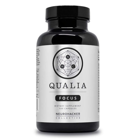 Qualia Focus - 100 capsules (1 month supply)