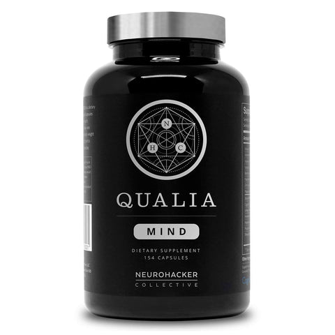 Qualia Mind - 154 capsules (1 month supply)