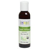 Sweet Almond Oil Organic - 4 oz.