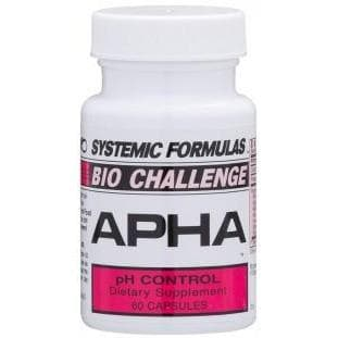 Systemic Formulas: #400 - APHA - pH CONTROL