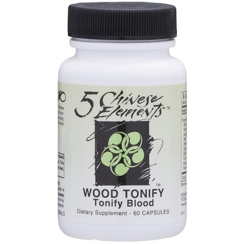 Systemic Formulas: #785 - WOOD TONIFY - TONIFY BLOOD